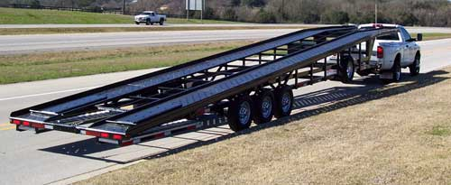take 3 3-car trailer